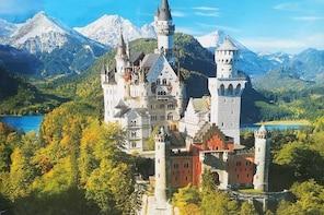 skip the line-half day tour from Oberammergau to Neuschwanstein castle