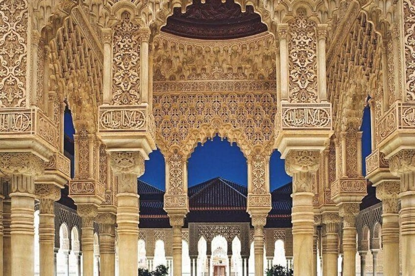 Shore Excursion from Almeria: Alhambra and Generalife Gardens