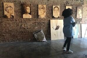 The Jo'Burg Art Market Tour