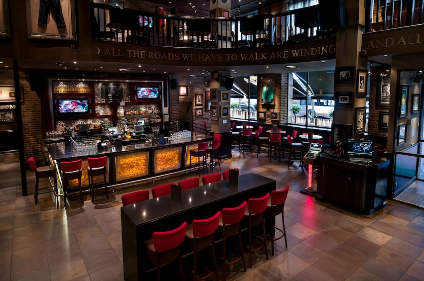 Show item 5 of 6. Hard Rock Cafe Manchester Dining with Priority Seating