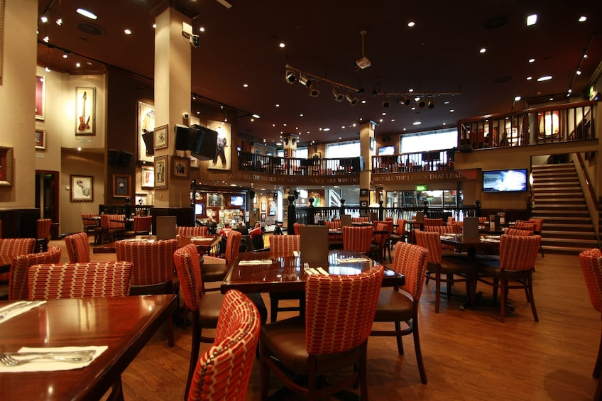 Show item 6 of 6. Hard Rock Cafe Manchester Dining with Priority Seating