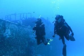 Exploration dives
