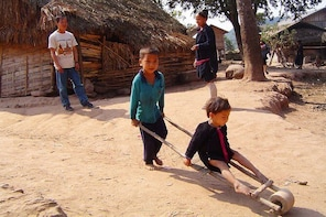 1 day Trek - Lanten Community Forest in Luang Namtha