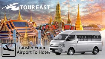 Privattransfer im Minivan: Bangkok − Pranburi