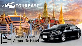 Private Standard Car: Bangkok Don Mueang Airport (DMK)