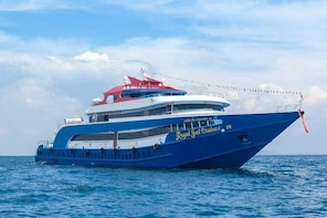 Minibus & Ferry From Phuket - Phi Phi Island One Way