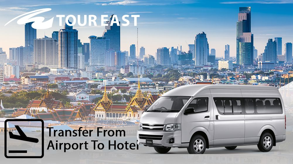 Shared Shuttle: Bangkok Suvarnabhumi Airport (BKK)