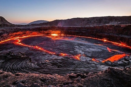 6 Days tour Package (Simien Mountains, Lalibela, and Danakil Depression)