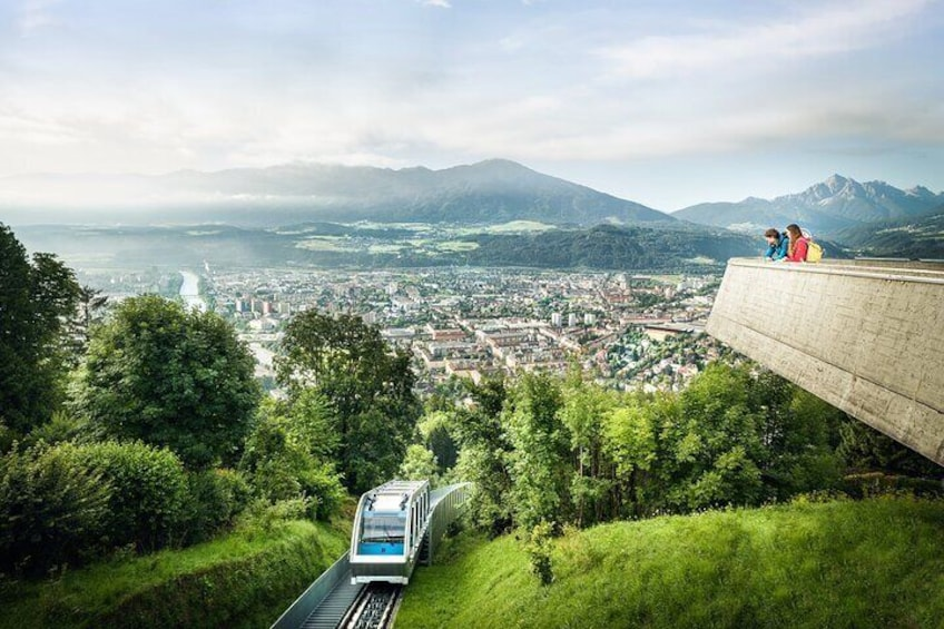 Innsbruck - Hungerburg (Funicular Roundtrip)