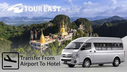 Shared Shuttle: Krabi Airport (KBV)