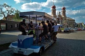 Sightseeing Tour in the Czech Republic: Beer Bike in Pilsen