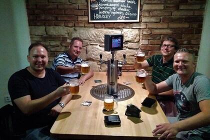 PUB und CLUB Crawl in the Czech Republic: Pilsen