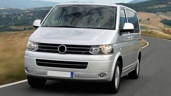 Privattransfer im Minivan: Hafen von Assuan