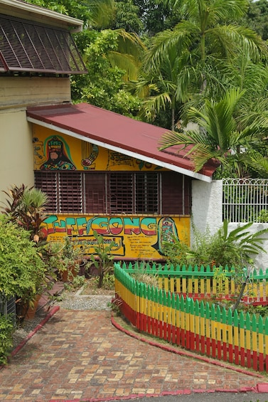 Show item 3 of 10. Kingston Tour & Bob Marley Museum Admission