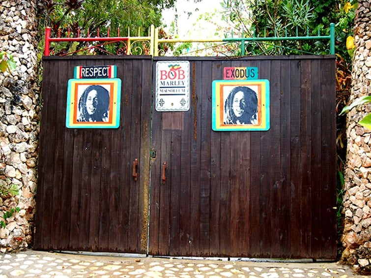 Show item 3 of 7. Kingston Tour & Bob Marley Museum Admission