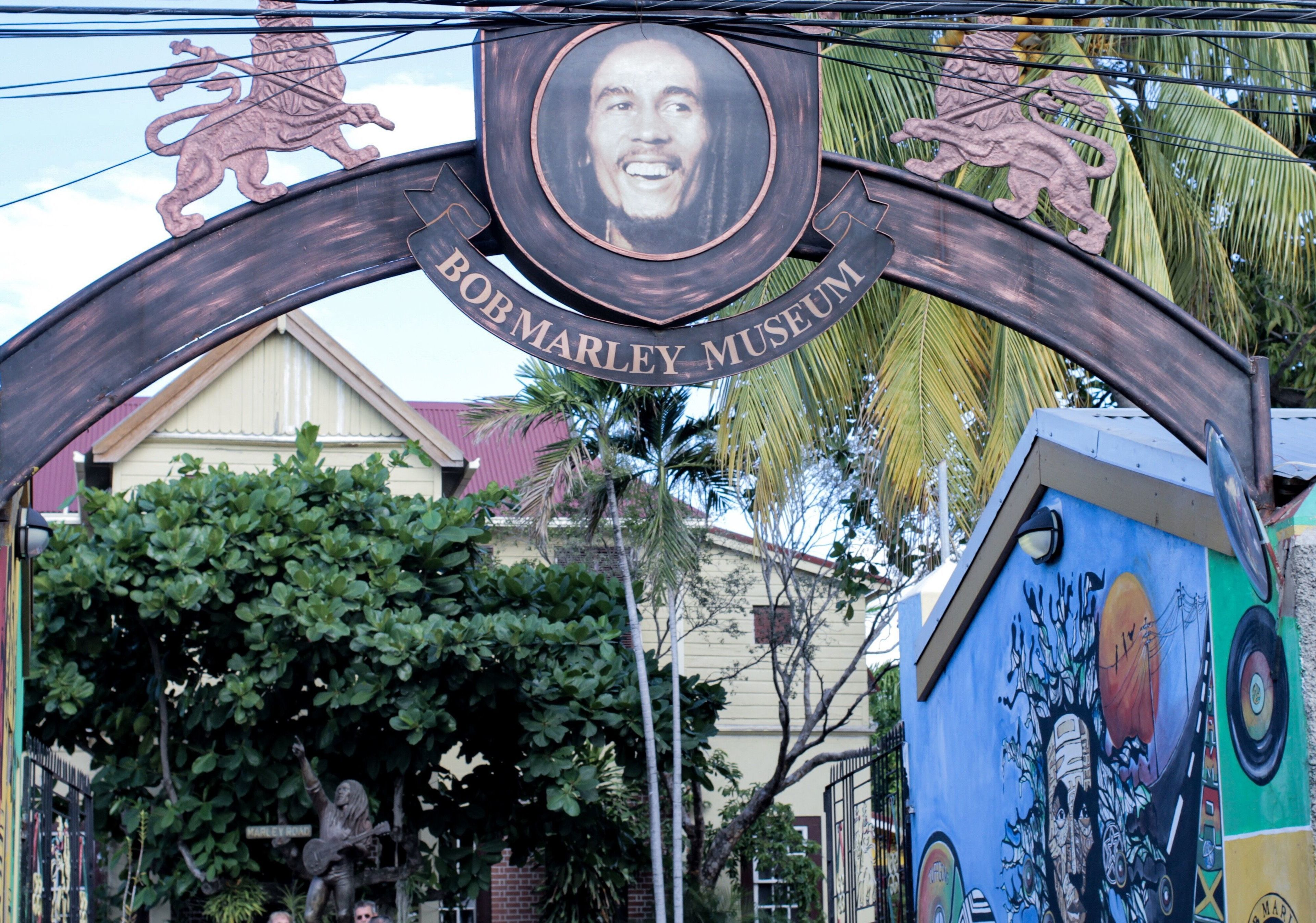 Bob Marley Museum in Kingston & Blue Mountain Coffee Tour