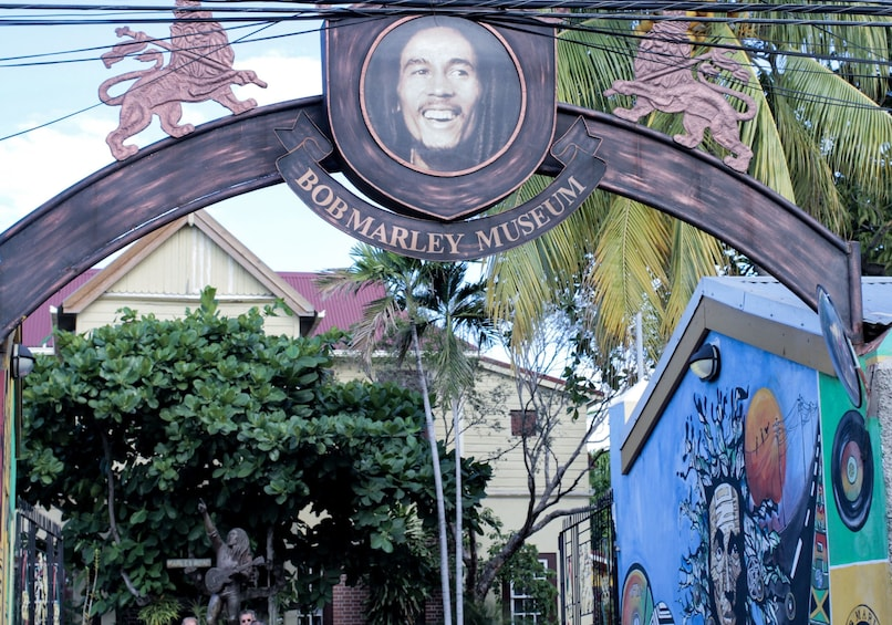 Show item 1 of 10. Bob Marley Museum in Kingston & Blue Mountain Coffee Tour