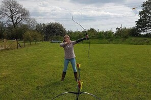 Aerial Archery Session
