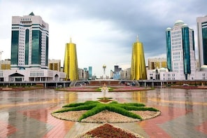 Sightseeing tour: Nur-Sultan is a New Lease of Life
