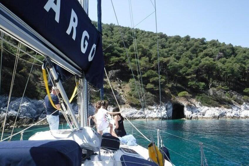 Show item 2 of 10. Skiathos Day Sailing