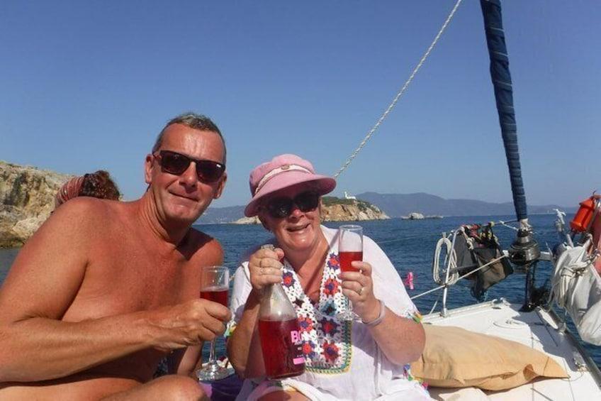 Show item 3 of 10. Skiathos Day Sailing