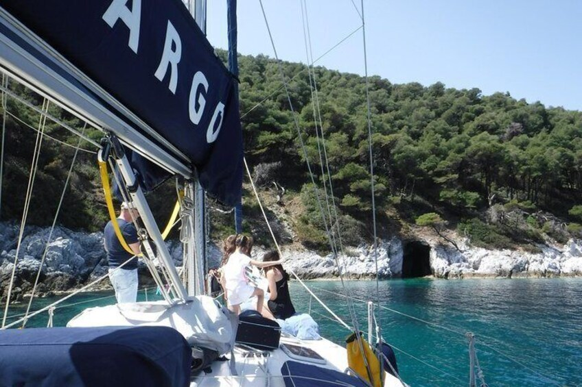 Skiathos Day Sailing