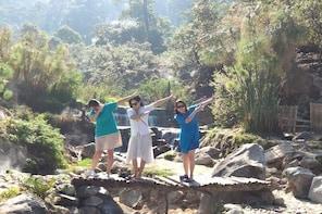 Kawah Rengganis Private Hiking and Glamping Lakeside Tour from Bandung