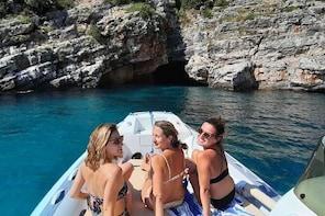 Sunset Speed Boat Trip along Vlora Bay