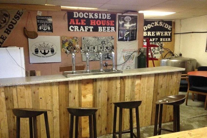 Brewery Tour & Beer Tasting