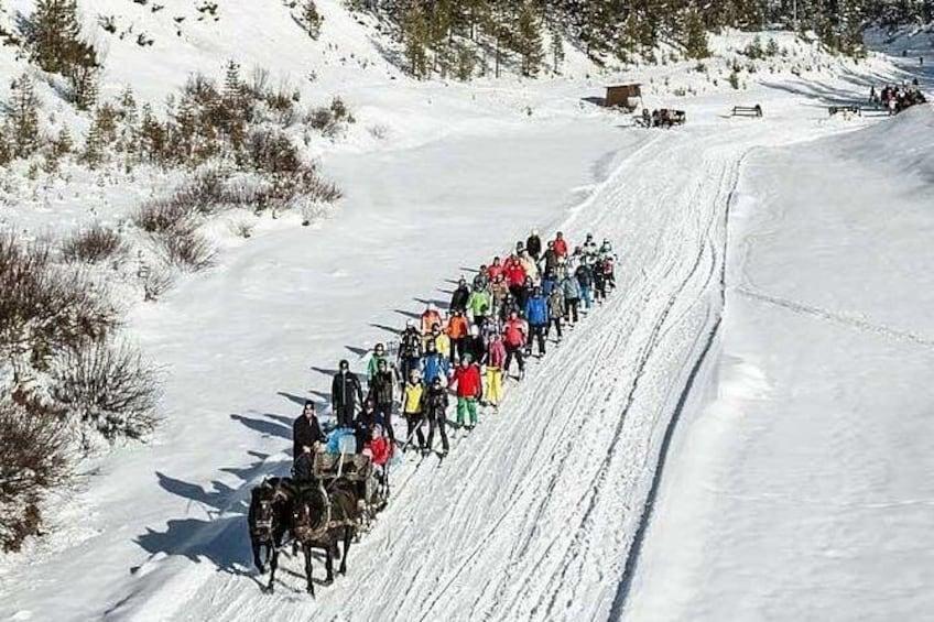 Show item 1 of 2. Hidden Valley Ski Tour