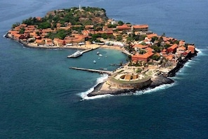 The infamous and timeless, Island of Gorée