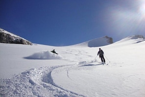 Introduction to Back-country Skiing / Riding