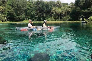 Clear Kayak Tours - Rainbow Springs