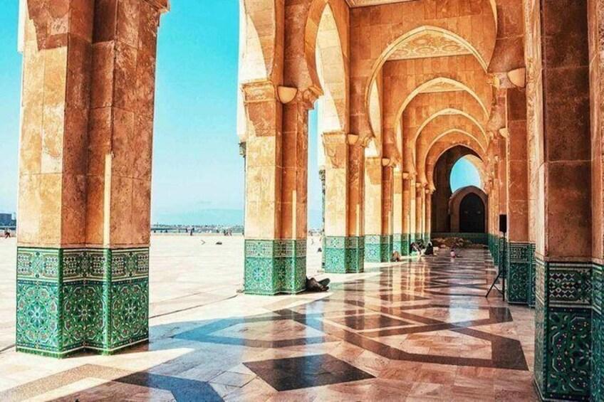 Day Trip Rabat > Casablanca