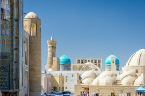 Uzbekistan Tour - 6 Days 5 Nights