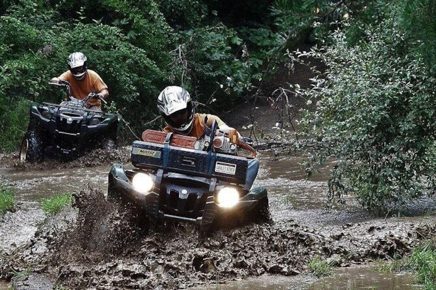 Show item 4 of 12. New River Gorge ATV Adventure Tour