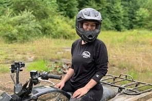 New River Gorge Half Day ATV Trip