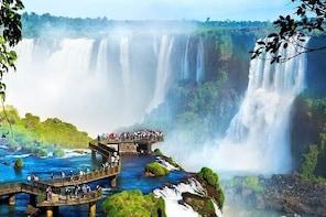 Iguazu Falls Package - Argentina and Brazil sides