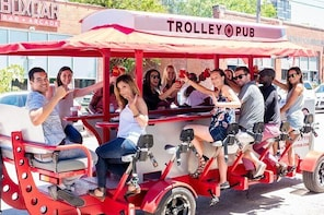 Trolley Pub Public Tour of Raleigh