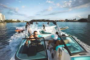 Watersports Charter & Boat Cruise