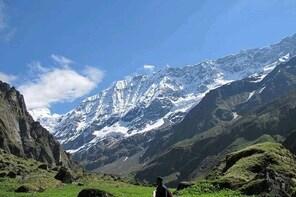 Kafni Glacier Trekking 6 Night & 7 Days From Kathgodam