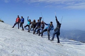 Namik Glacier Trek 7 Night & 8 Days From Kathgodam