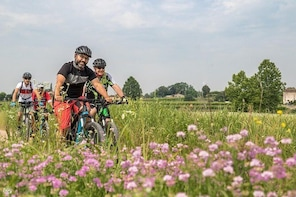 The lands of Custoza - Garda bike ride for all people