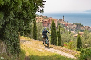 Garda Two Landscapes - Highly panoramic E-bike tour