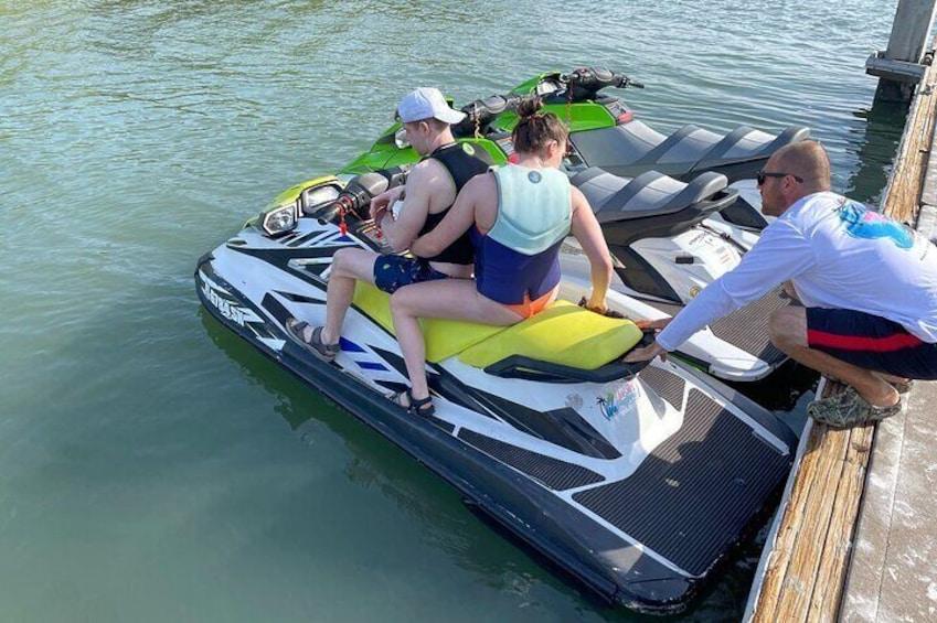 Fort Myers Beach Jet Ski Free-Range Rental