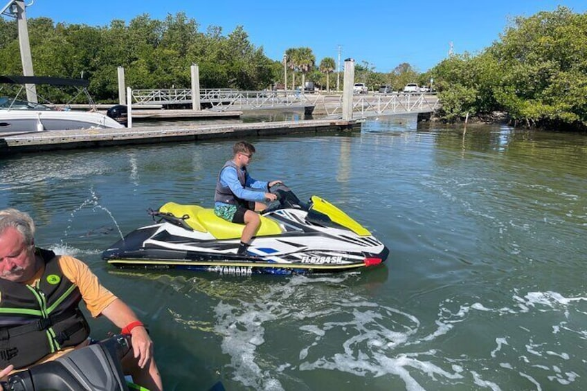 Show item 4 of 15. Fort Myers Beach Jet Ski Free-Range Rental