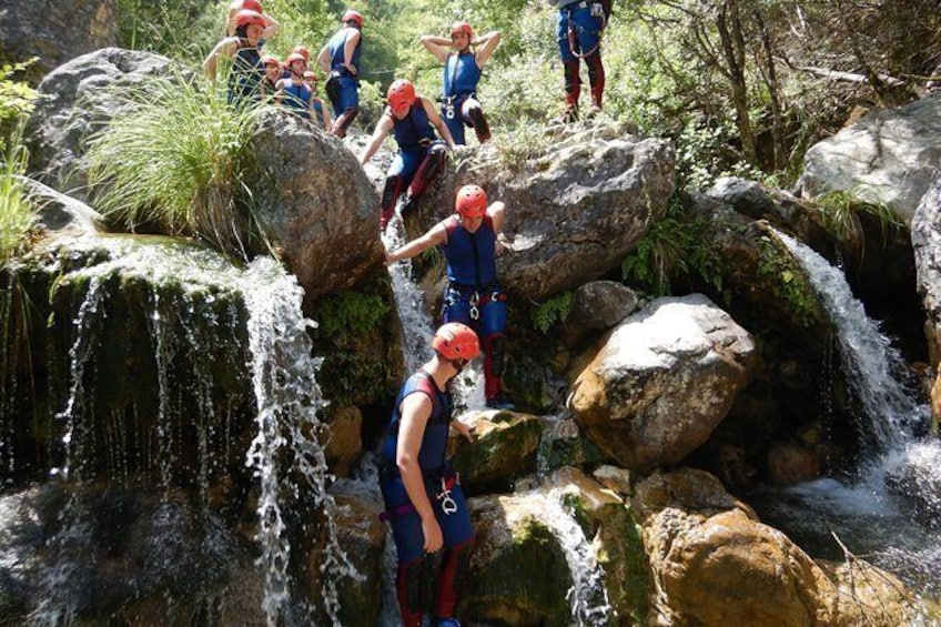 Show item 4 of 23. Canyoning Adventure
