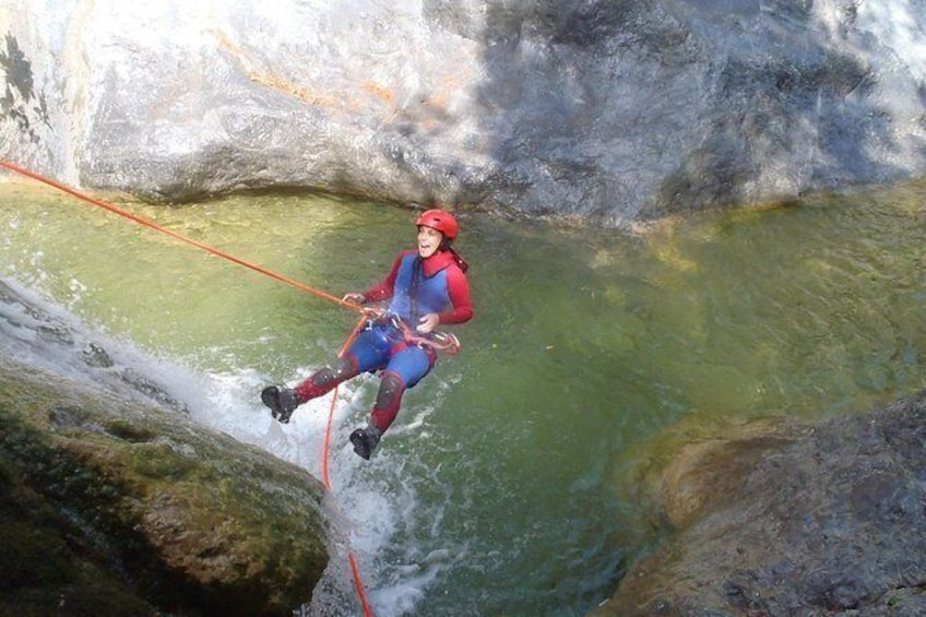 Show item 5 of 23. Canyoning Adventure