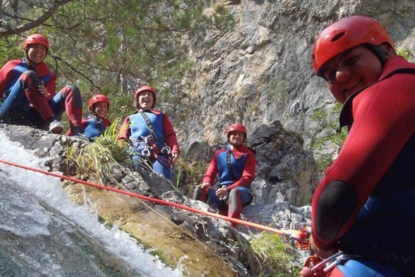 Show item 2 of 23. Canyoning Adventure