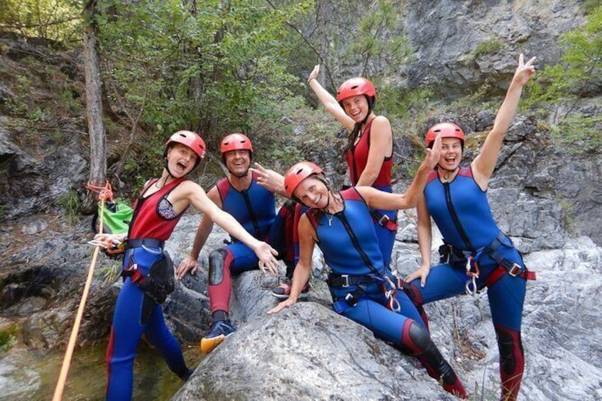 Show item 1 of 23. Olympus Canyoning Adventure